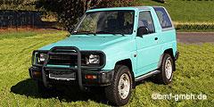 Feroza (F300) 1989 - 1999