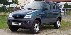 Terios (J1/Facelift) 2001 - 2004