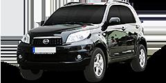 Terios (J2/Facelift) 2009 - 2013