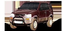 Terios (J1) 1997 - 2004