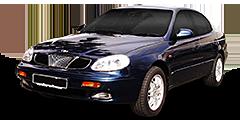 Daewoo Leganza (KLAV/SUPV) 1997 - 2002 2.2