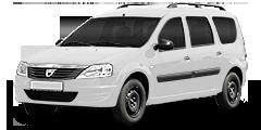 Logan MCV (SD/SR/Facelift) 2009 - 2013