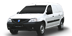 Dacia Logan Express (FSD/USD) 2009 - 1.4