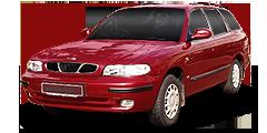 Daewoo Nubira Wagon (KLAJ (SUPJ/UU6J)) 1997 - 1999 1.6
