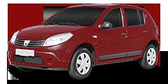 Dacia Sandero (SD) 2008 - 2012 1.1