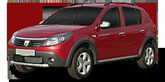 Dacia Sandero Stepway (SD) 2008 - 2012 1.6