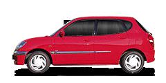 Sirion (M1/Facelift) 2000 - 2002