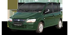 Multipla (186/Facelift) 2004 - 2010