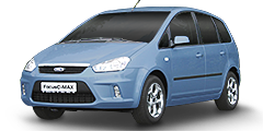 Ford C-Max (DM2/Facelift) 2007 - 2010 1.6