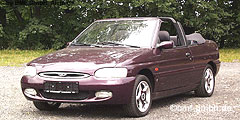 Escort Convertible (ALL) 1990 - 1998