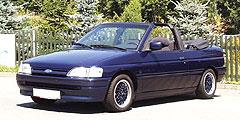 Escort Convertible (ALF) 1986 - 1990