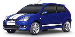 Fiesta ST (JD3/Facelift) 2005 - 2008