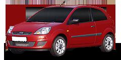 Fiesta (JD3/JH1/Facelift) 2001 - 2008