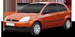 Fiesta (JD3/JH1) 2001 - 2005