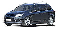 Ford Grand C-Max (DXA) 2010 - 2015 1.0 Ecoboost