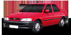 Escort (GAL) 1992 - 1998