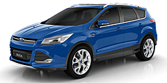 Kuga (DM2/Facelift) 2012 - 2017