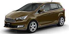 Ford Grand C-Max (DXA/Facelift) 2015 - 1.6 Duratorq-TDCi