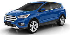 Kuga (DM2/Facelift) 2017 - 2019