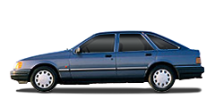 Sierra (GBG) 1987 - 1993