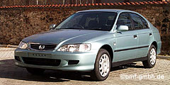 Accord Hatchback (CL4) 2001 - 2002
