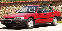 Accord (CB3, CB7,8) 1991 - 1993