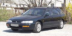 Accord Aerodeck (CB3, CB7,8) 1991 - 1994