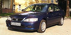 Accord Hatchback (CG7,CG8,CG9,CH2-8) 1999 - 2002