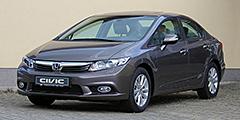 Civic (FB8) 2010 - 2015