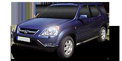 CR-V (RD1, RD3/Facelift) 2001 - 2006