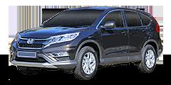 CR-V (RE5, RE6/Facelift) 2015 - 2018