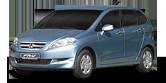 FR-V (BE1,3,5) 2004 - 2007