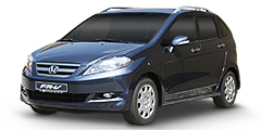 FR-V (BE1,3,5/Facelift) 2007 - 2010
