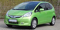 Jazz Hybrid (GG2-5, GE6, GP1) 2011 - 2015