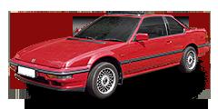 Prelude (BA2/BA4) 1987 - 1992