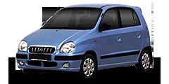 Atos (ATOS, MX/Facelift) 2000 - 2001