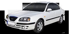 Elantra (XD/Facelift) 2003 - 2006