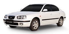 Elantra (XD) 2000 - 2003