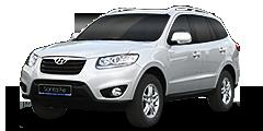 Santa Fe (CM/Facelift) 2009 - 2012