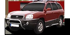 Santa Fe (SM) 2000 - 2006