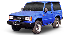 Trooper (UBS) 1992 - 2002