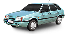 Lada Samara (2108, 2109) 1984 - 1999 1100