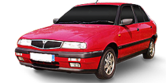 Lancia Delta (836) 1993 - 1999 2.0 HF,-HPE HF