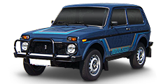 Lada Niva/Taiga (2121) 1978 - 2010 Niva Injection