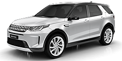 Discovery Sport (LC/Facelift) 2019