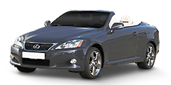 IS Convertible (XE2(a)) 2009 - 2013