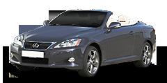 IS Cabrio (XE2(a)) 2009 - 2013