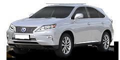 RX (AL1(a)/Facelift) 2012 - 2016