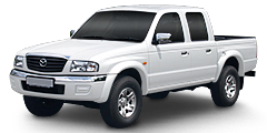 B2500 (UF/UN/Facelift) 2003 - 2006