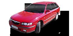 626 (GF/GW) 1998 - 2000